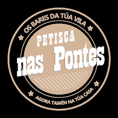 Petisca nas Pontes Logo